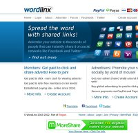 wordlinx.com screenshot