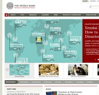 worldbank.org screenshot