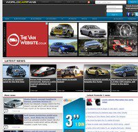 worldcarfans.com screenshot