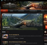 worldoftanks.eu screenshot