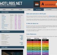 wotlabs.net screenshot