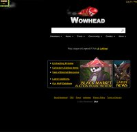 wowhead.com screenshot