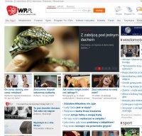 wp.pl screenshot