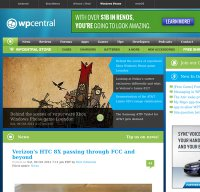 wpcentral.com screenshot