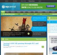 wpcentral.com screenshot