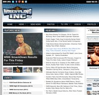 wrestlinginc.com screenshot