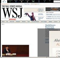 wsj.com screenshot