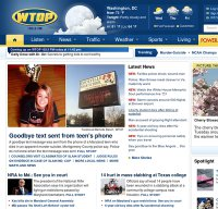 wtop.com screenshot