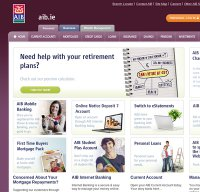 www.aib.ie screenshot