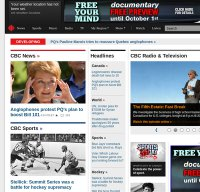 www.cbc.ca screenshot