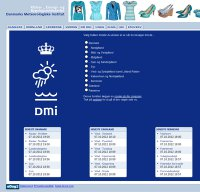 www.dmi.dk screenshot