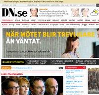 www.dn.se screenshot