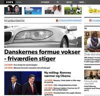 www.dr.dk screenshot