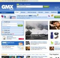 www.gmx.ch screenshot