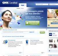 www.gmx.fr screenshot