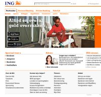 www.ing.nl screenshot