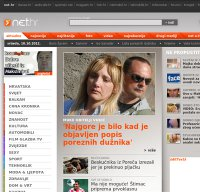 www.net.hr screenshot