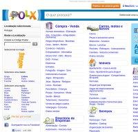 www.olx.pt screenshot