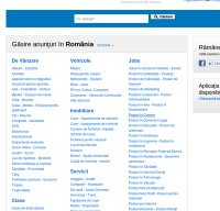 www.olx.ro screenshot