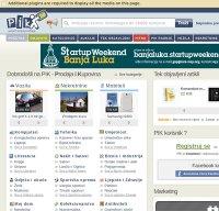 www.pik.ba screenshot