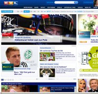 www.rtl.de screenshot