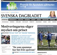 www.svd.se screenshot