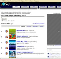 xat.com screenshot