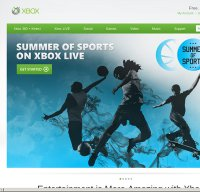 xbox.com screenshot