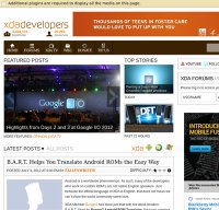 xda-developers.com screenshot
