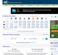 xe.com screenshot