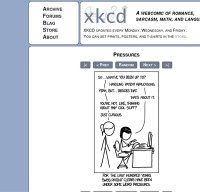 xkcd.com screenshot