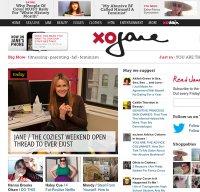 xojane.com screenshot