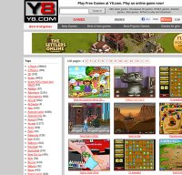 y8.com screenshot