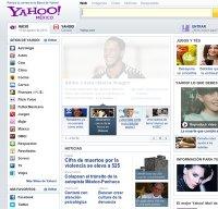yahoo.com.mx screenshot