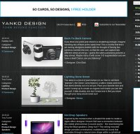 yankodesign.com screenshot