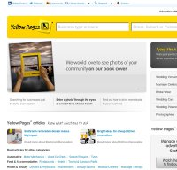 yellowpages.com.au screenshot