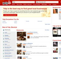 yelp.ca screenshot