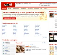 yelp.com screenshot
