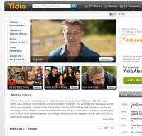 yidio.com screenshot