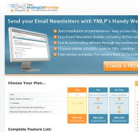 ymlp.com screenshot