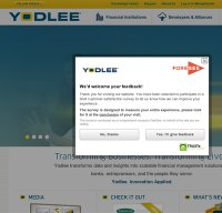 yodlee.com screenshot