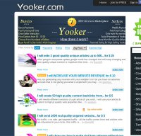 yooker.com screenshot
