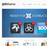 yootheme.com screenshot