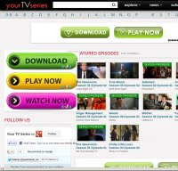 yourtvseri.es screenshot