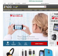 zagg.com screenshot