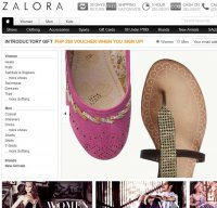 zalora.com.ph screenshot