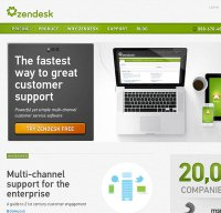 zendesk.com screenshot