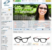 zennioptical.com screenshot