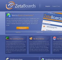 zetaboards.com screenshot