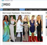 zimbio.com screenshot